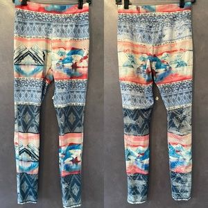 Womens Mossimo Supply Active Leggings Small